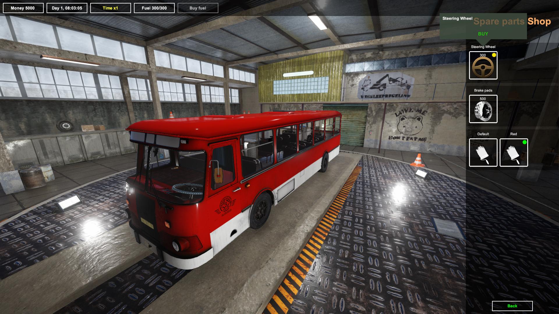 KishMish Games | Bus Driver Simulator 2019