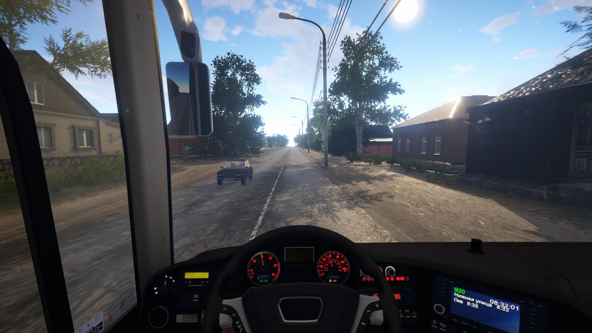 Kishmish Games Bus Driver Simulator 2019